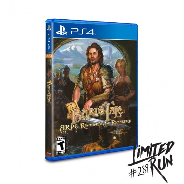 THE BARD S TALE REMASTERED AND RESNARKLED PS4 US NEW