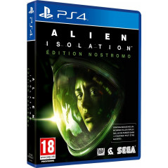 ALIEN ISOLATION EDITION NOSTROMO PS4 FR OCCASION