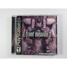 FRONT MISSION 3 PS1 NTSC-USA OCCASION