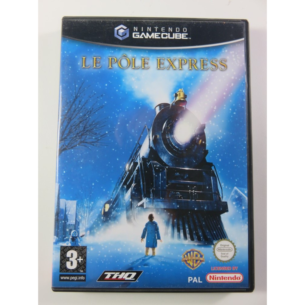 LE POLE EXPRESS GAMECUBE PAL-FRA OCCASION