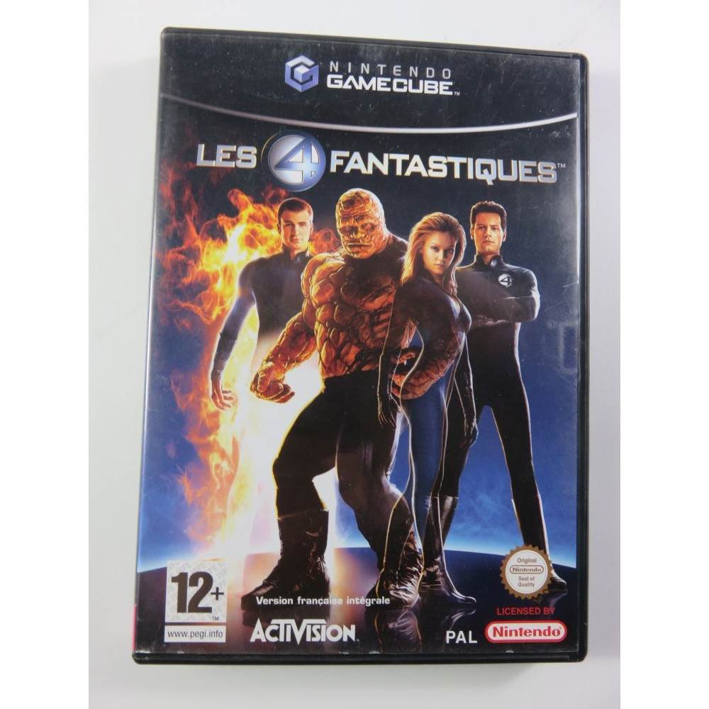 MISSION IMPOSSIBLE OPERATION SURMA GAMECUBE PAL-FR OCCASION