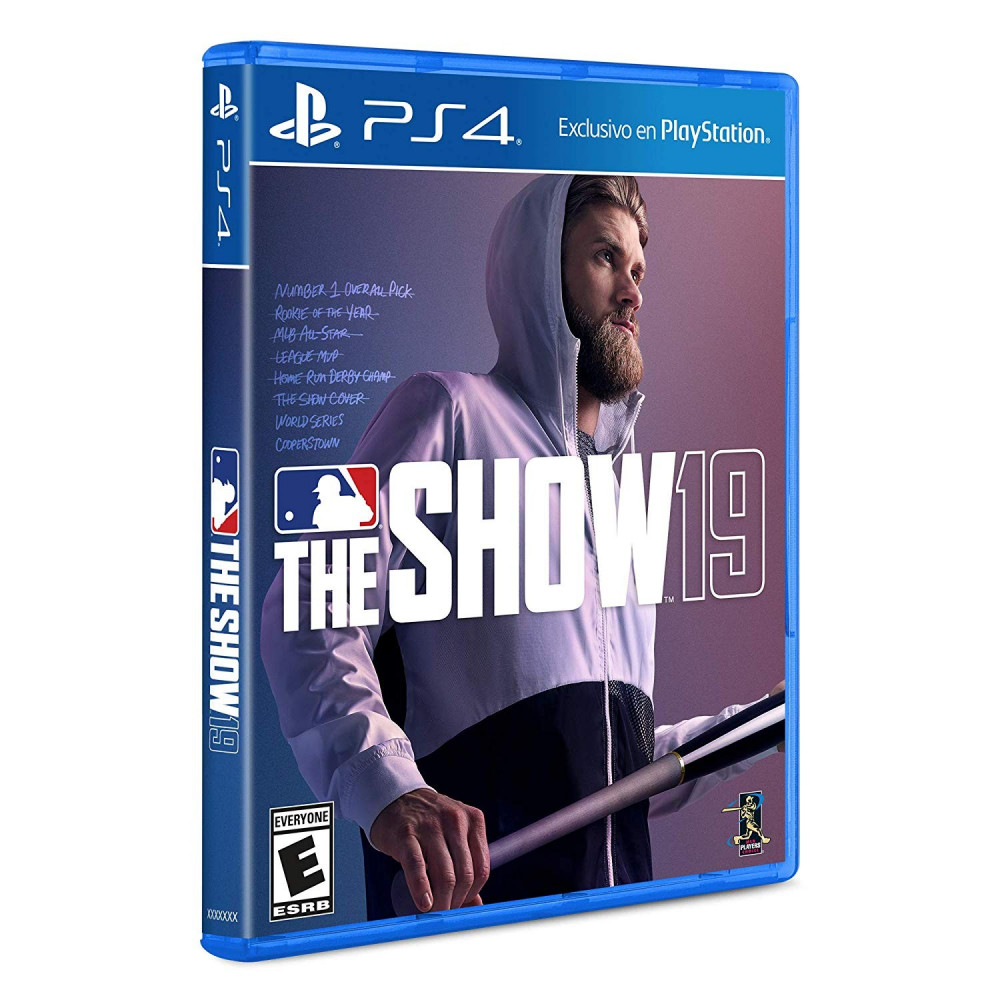 MLB THE SHOW 19 PS4 US OCCASION