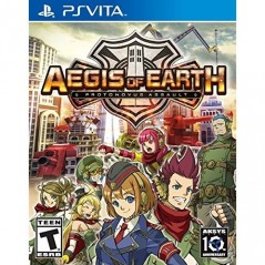 AEGIS OF EARTH: PROTONOVUS ASSAULT PSVITA US