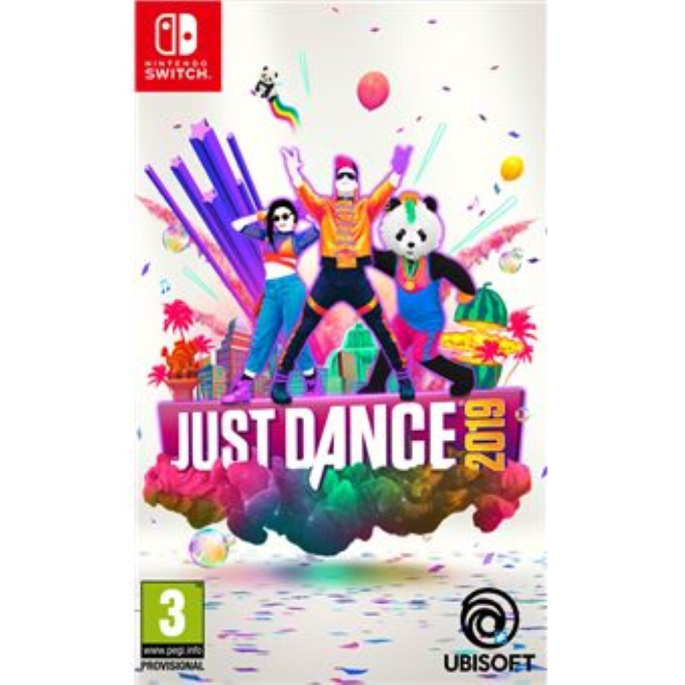 JUST DANCE 2019 SWITCH EURO FR OCCASION