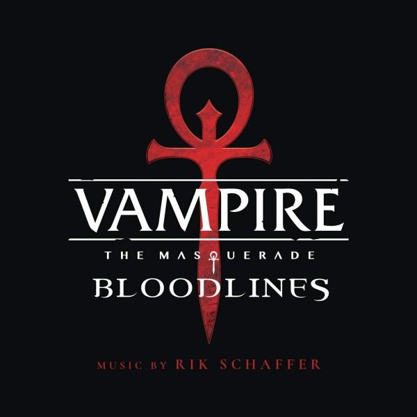 VINYLE VAMPIRE THE MASQUERADE-BLOODLINES NEW