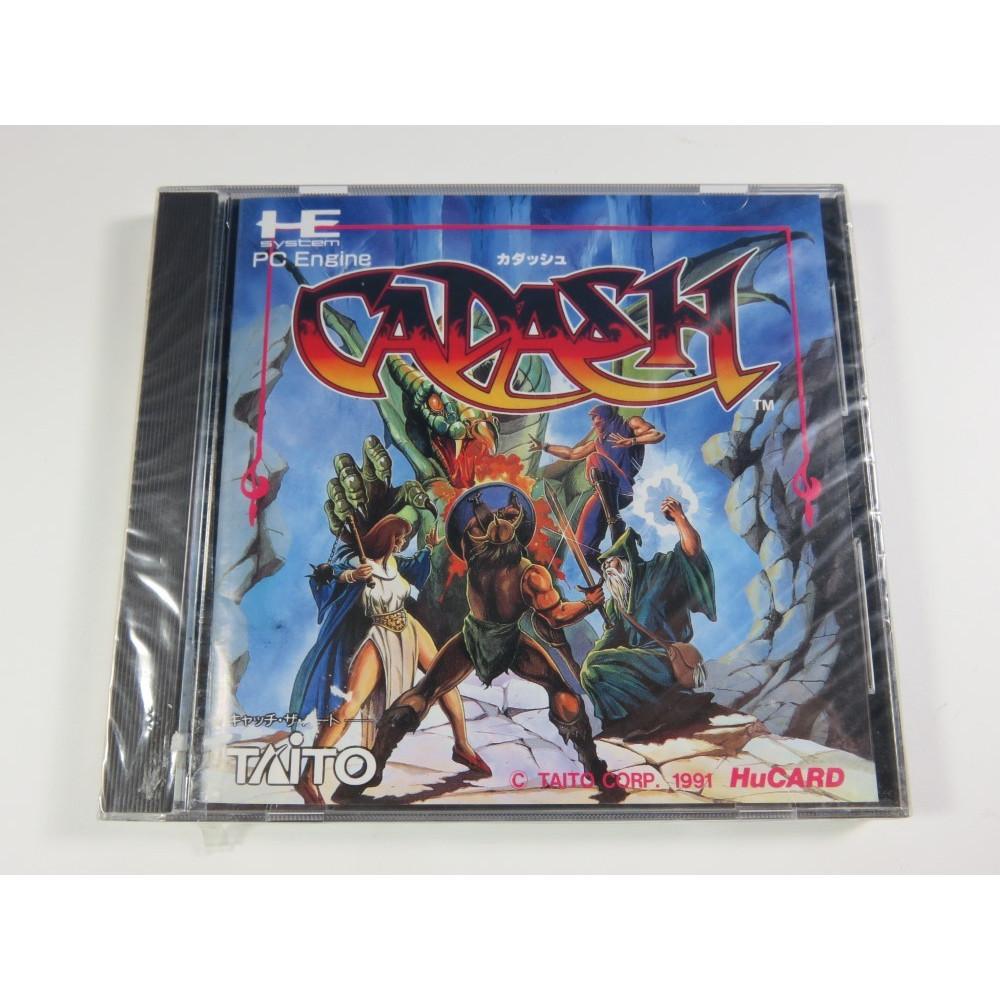 CADASH NEC HUCARD JPN NEW (TAITO 1991)