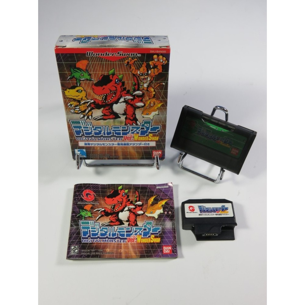 DIGITAL MONSTERS VER. WONDERSWAN JPN OCCASION
