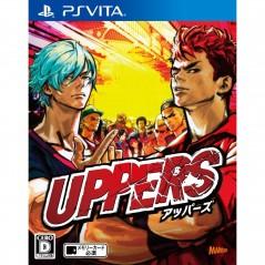 UPPERS PSVITA JPN NEW