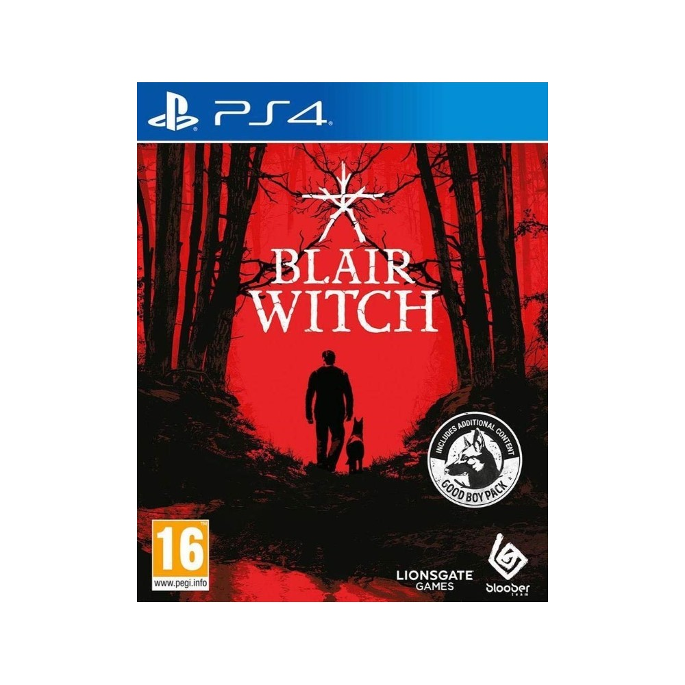 BLAIR WITCH PS4 UK NEW