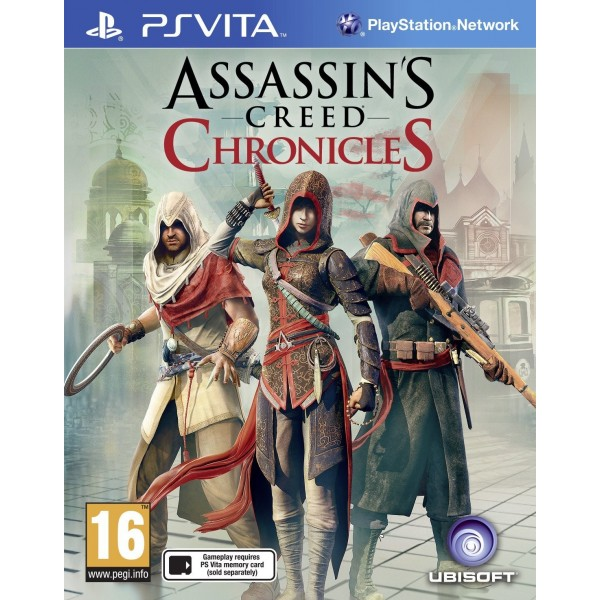 ASSASSIN S CREED CHRONICLES PSVITA FR OCCASION
