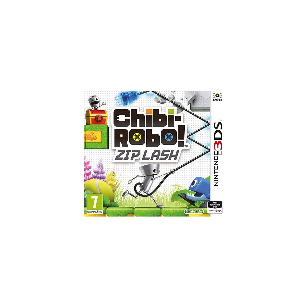 CHIBI ROBO ZIP LASH 3DS VF