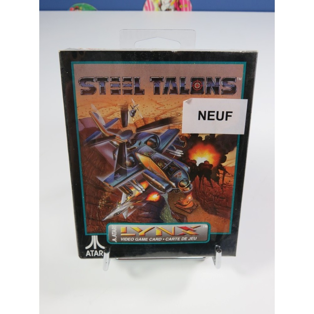 STEEL TALONS LYNX EURO NEW