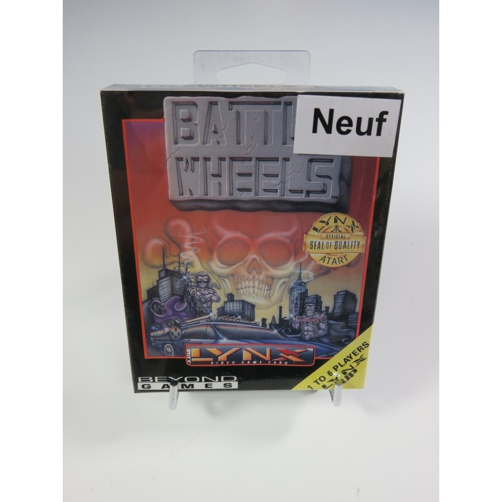BATTLE WHEELS LYNX USA NEW