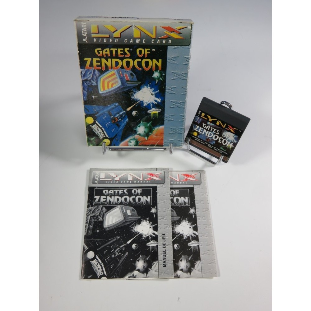 GATES OF ZENDOCON LYNX EURO OCCASION