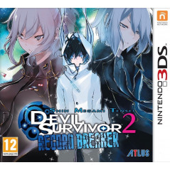 SHIN MEGAMI TENSEI DEVIL SURVIVOR 2 RECORD BREAKER 3DS UK OCC