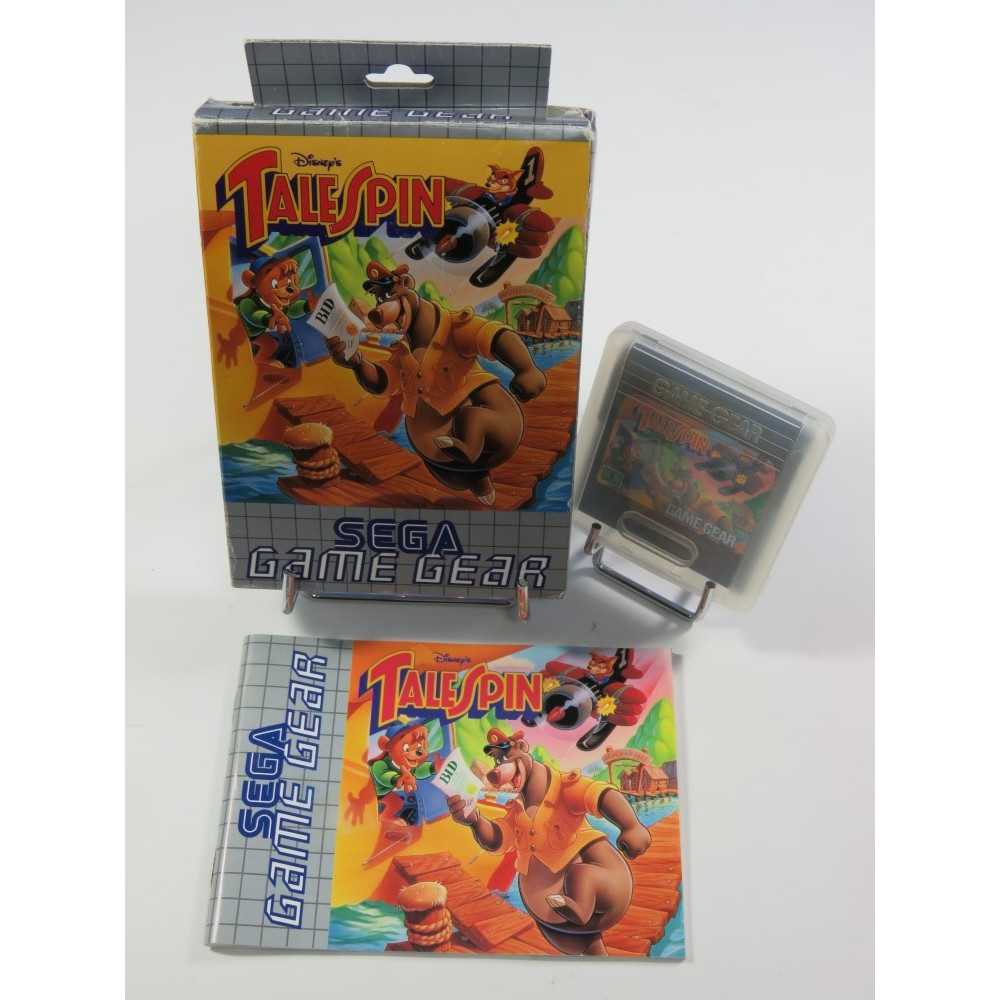 TALESPIN GAMEGEAR EURO OCCASION