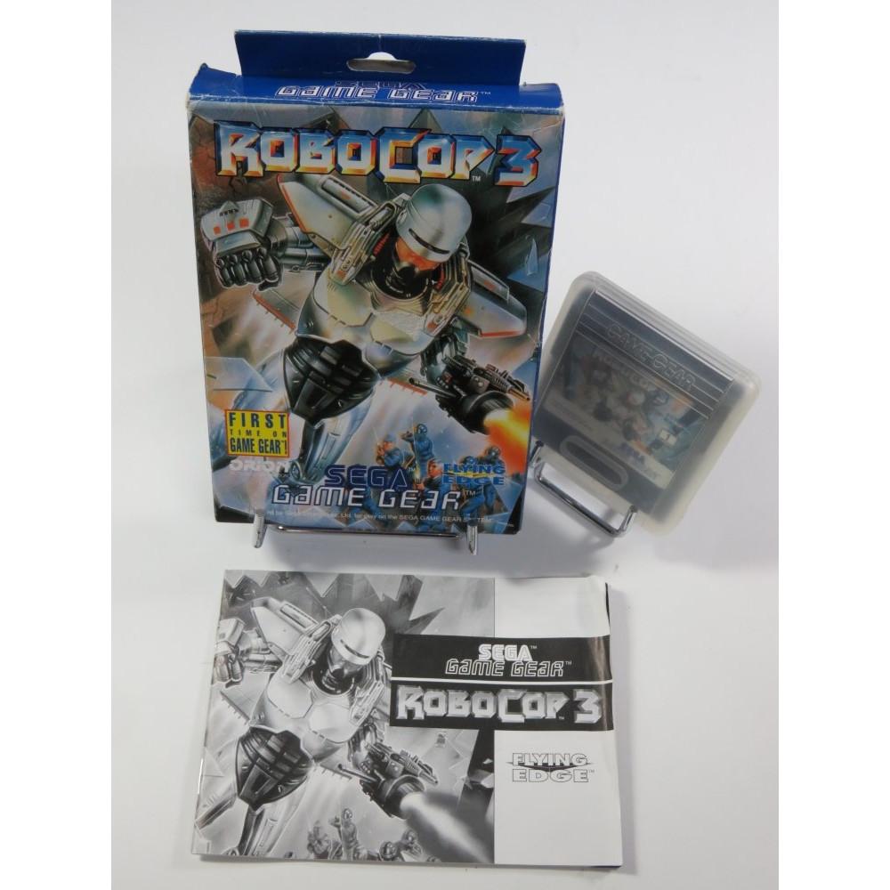 ROBOCOP 3 GAMEGEAR EURO OCCASION
