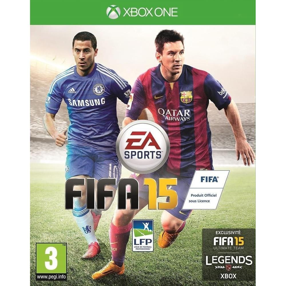 FIFA 15 XONE FR OCCASION