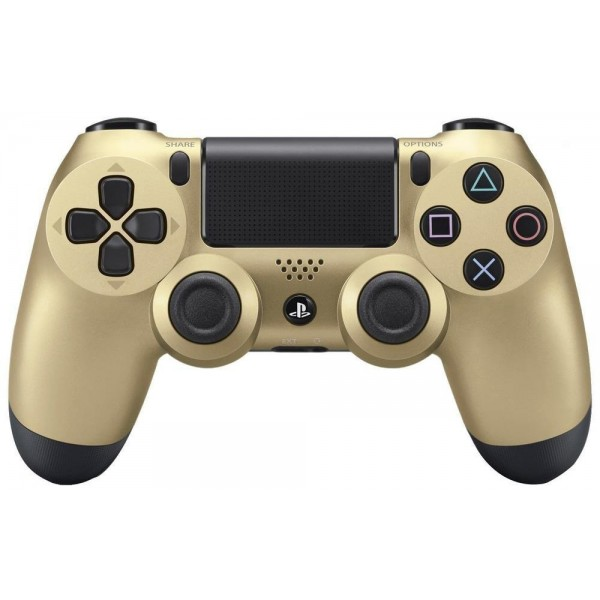 CONTROLLER DUAL SHOCK 4 V2 GOLD PS4 PAL OCCASION