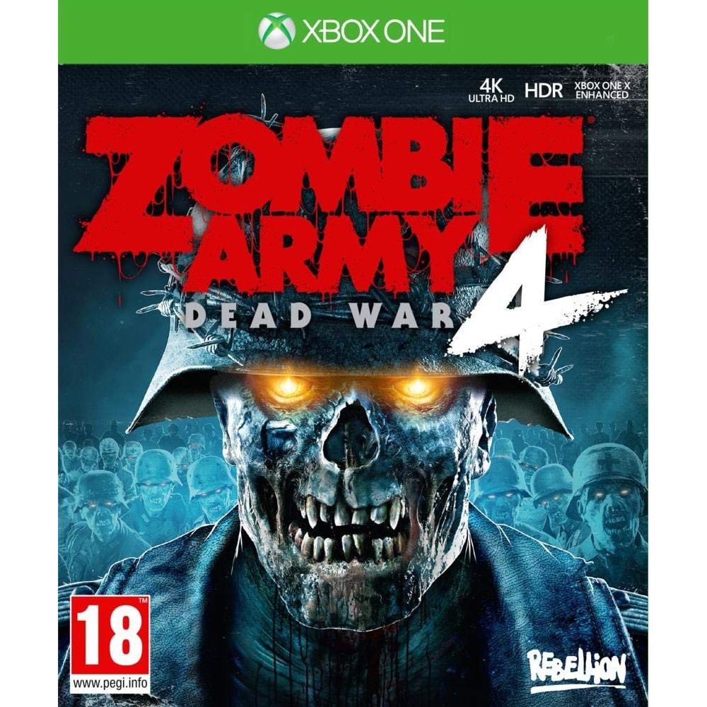 ZOMBIE ARMY 4 DEAD WAR XBOX ONE FR NEW