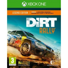 DIRT RALLY LEGEND EDITION XONE UK OCCASION