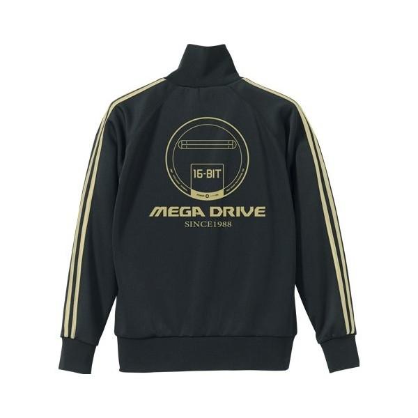 JERSEY MEGA DRIVE 16-BIT BLACK / GOLD SIZE S JAP NEW