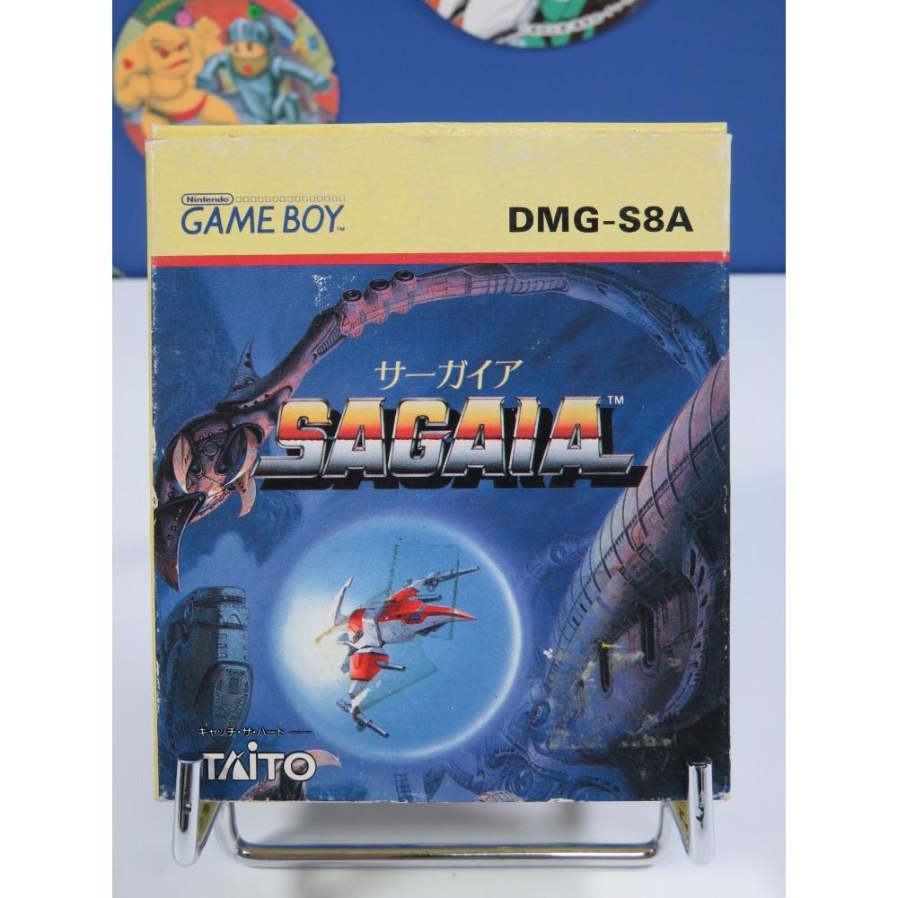 SAGAIA GAME BOY NTSC-JPN OCCASION (TAITO 1991 SHMUP)