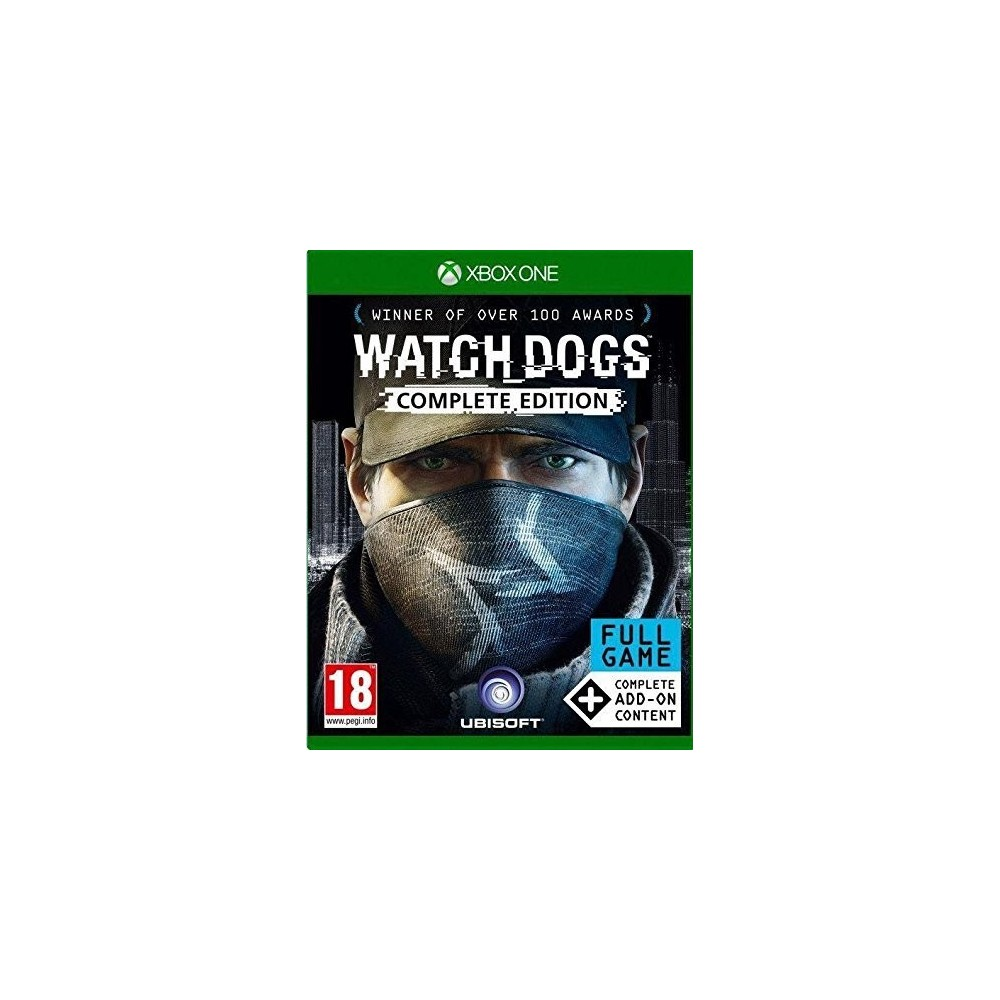achat watch dogs edition complete xbox one occasion jeu xbox one 41861 trader games. Black Bedroom Furniture Sets. Home Design Ideas
