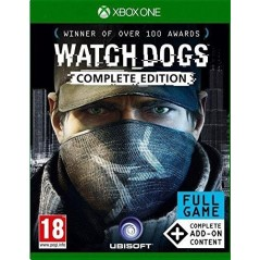 WATCH DOGS EDITION COMPLETE XONE OCCASION