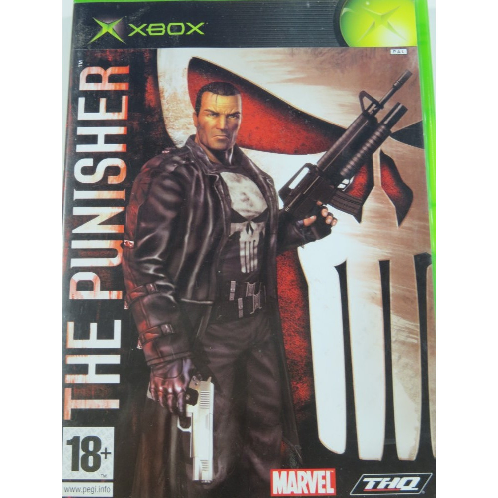 THE PUNISHER XBOX PAL-FR OCCASION