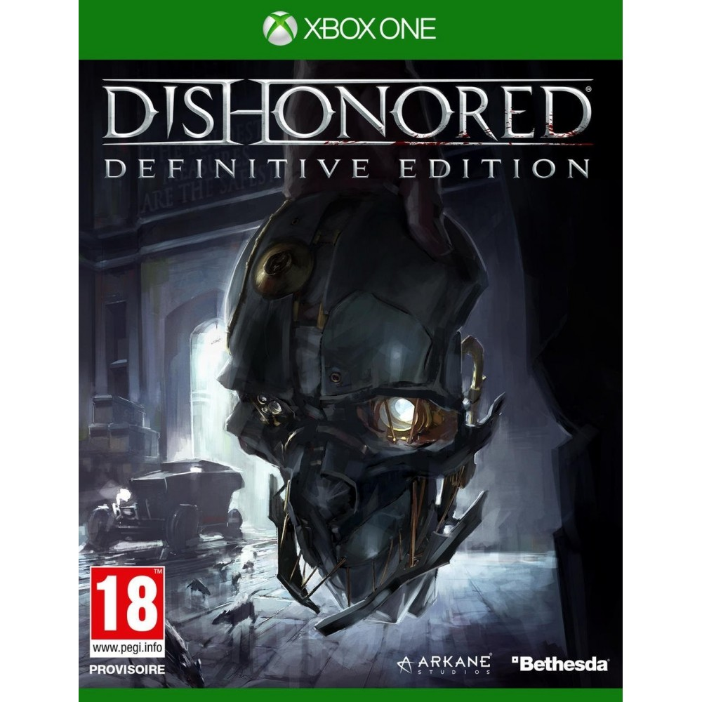DISHONORED DEFINITIVE ED.XONE FR OCCASION