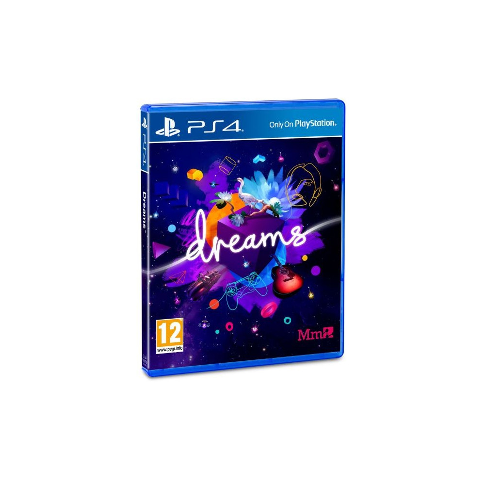 DREAMS PS4 FR NEW