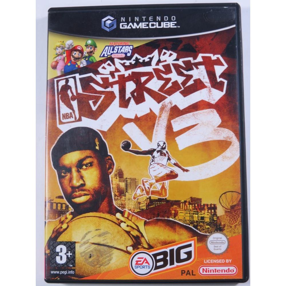 NBA STREET V3 GAMECUBE PAL-FRA OCCASION