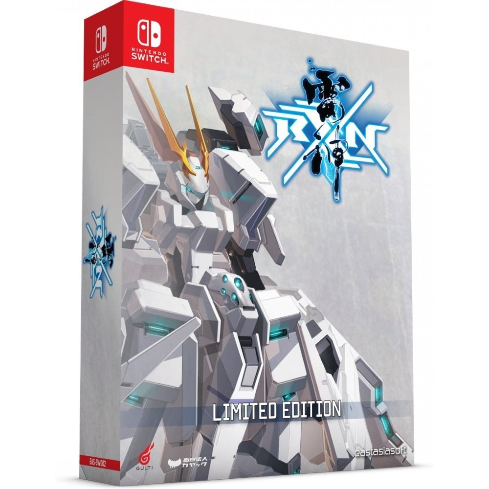 RXN RAIJIN LIMITED SWITCH ASIAN OCCASION