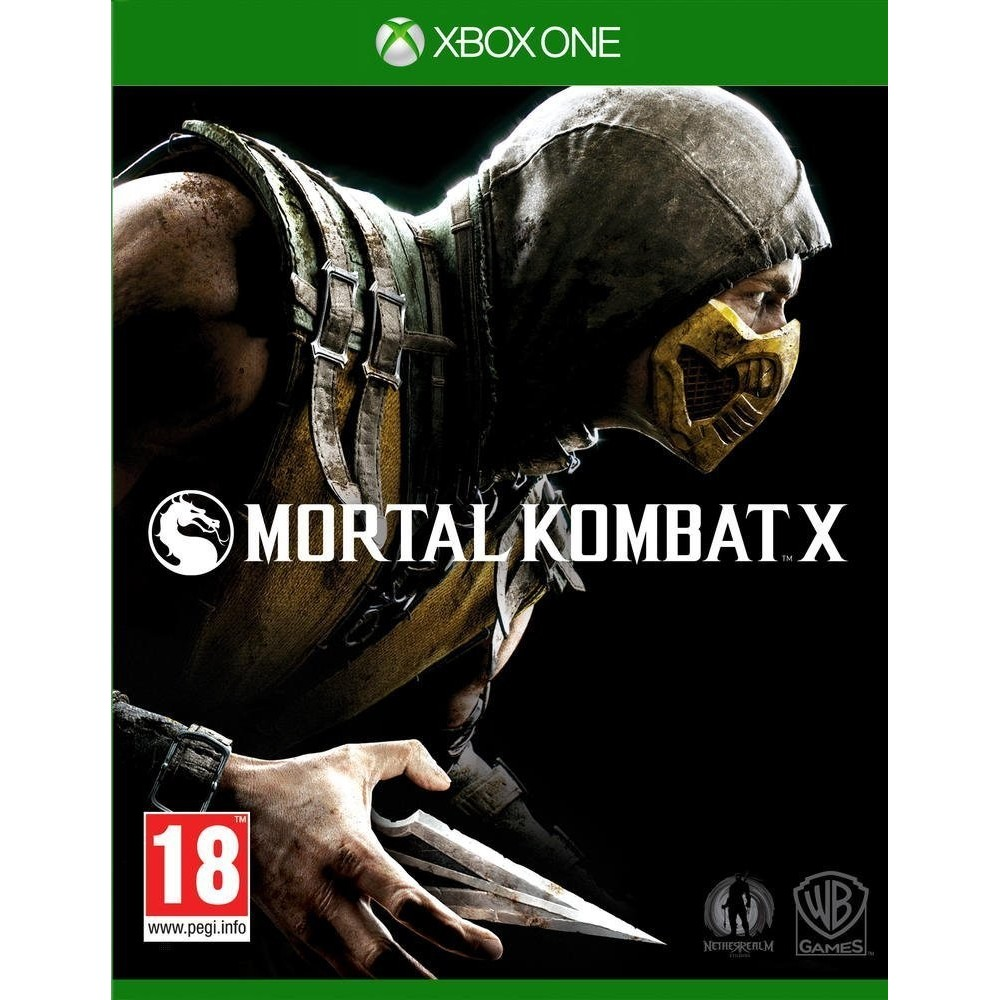 MORTAL KOMBAT X BUNDLE COPY XBOX ONE FR OCCASION
