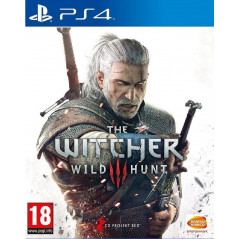 THE WITCHER 3 PS4 VF