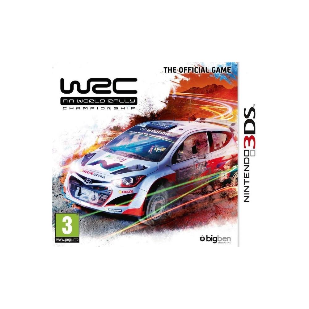 WRC 3DS FR OCCASION