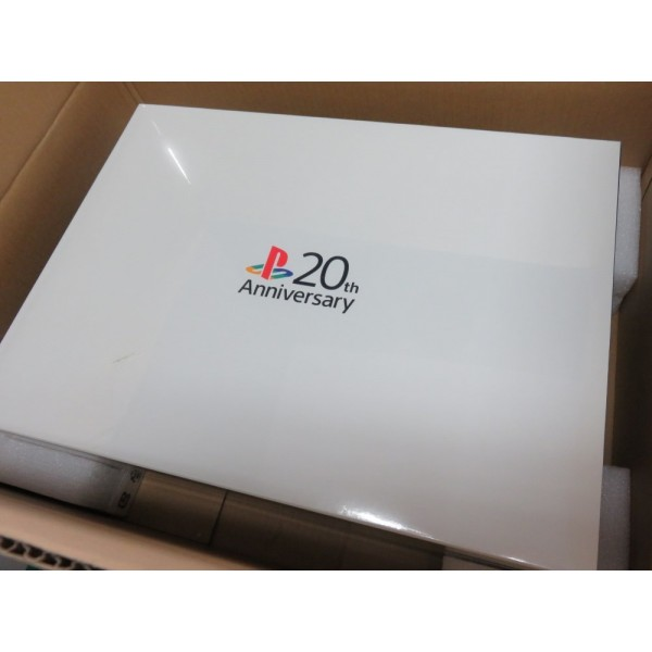 CONSOLE PS4 - 20 TH ANNIVERSARY FR NEW