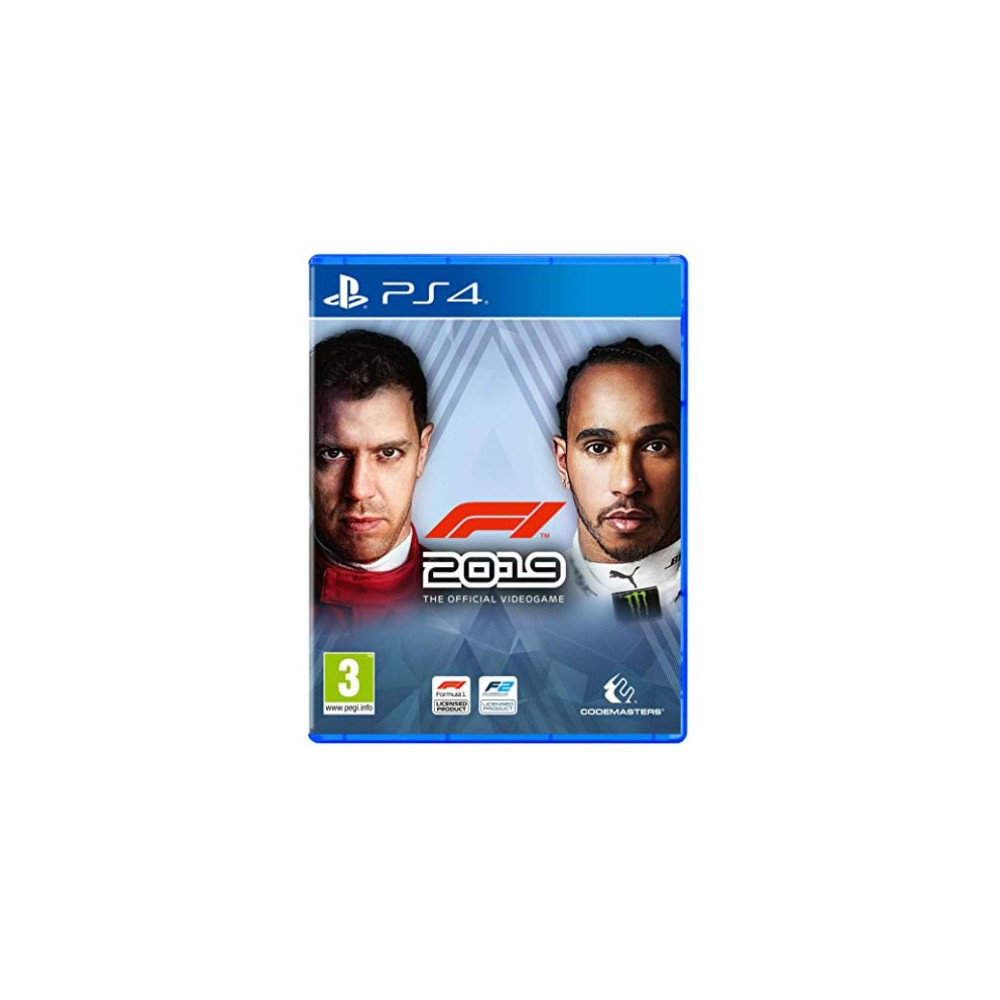 F1 2019 PS4 EURO NEW