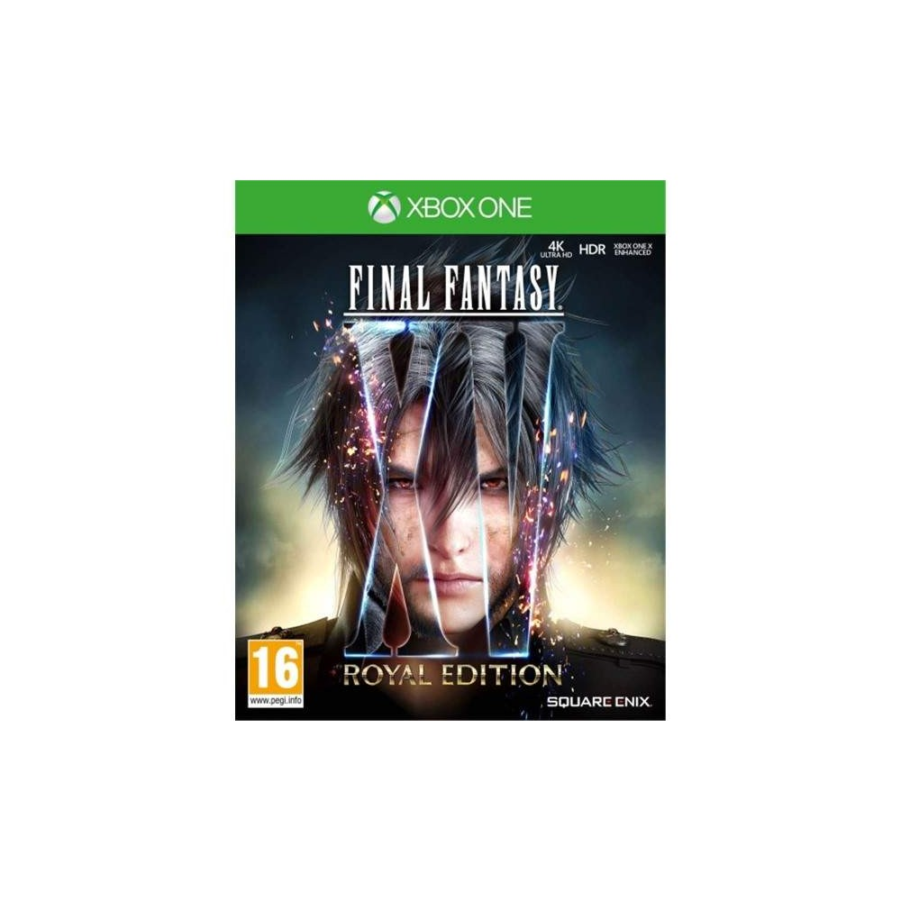 FINAL FANTASY XV EDITION ROYALE XBOX ONE FR OCCASION