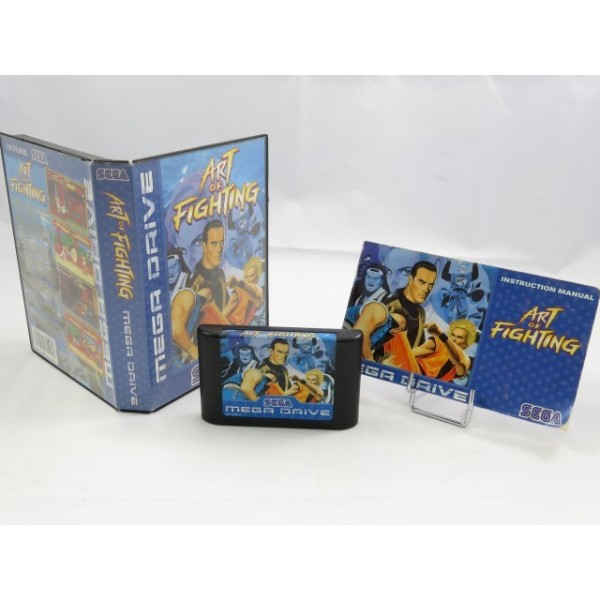 ART OF FIGHTING MEGADRIVE PAL-EURO OCCASION
