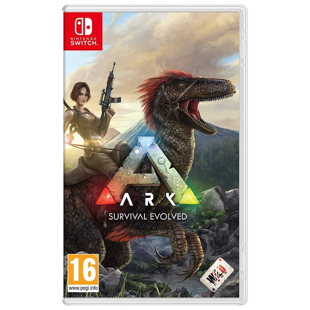 ARK SURVIVAL EVOLVED SWITCH UK OCCASION