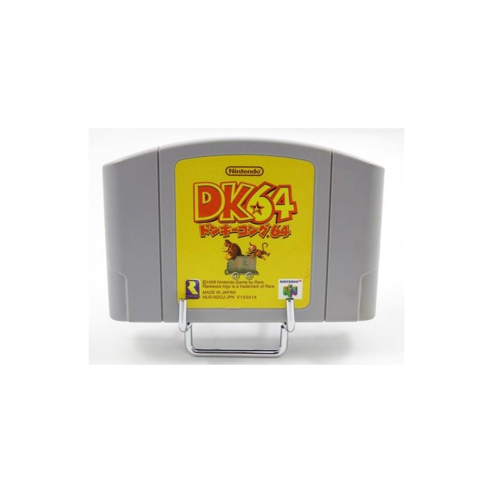 DONKEY KONG 64 N64 NTSC-JPN LOOSE