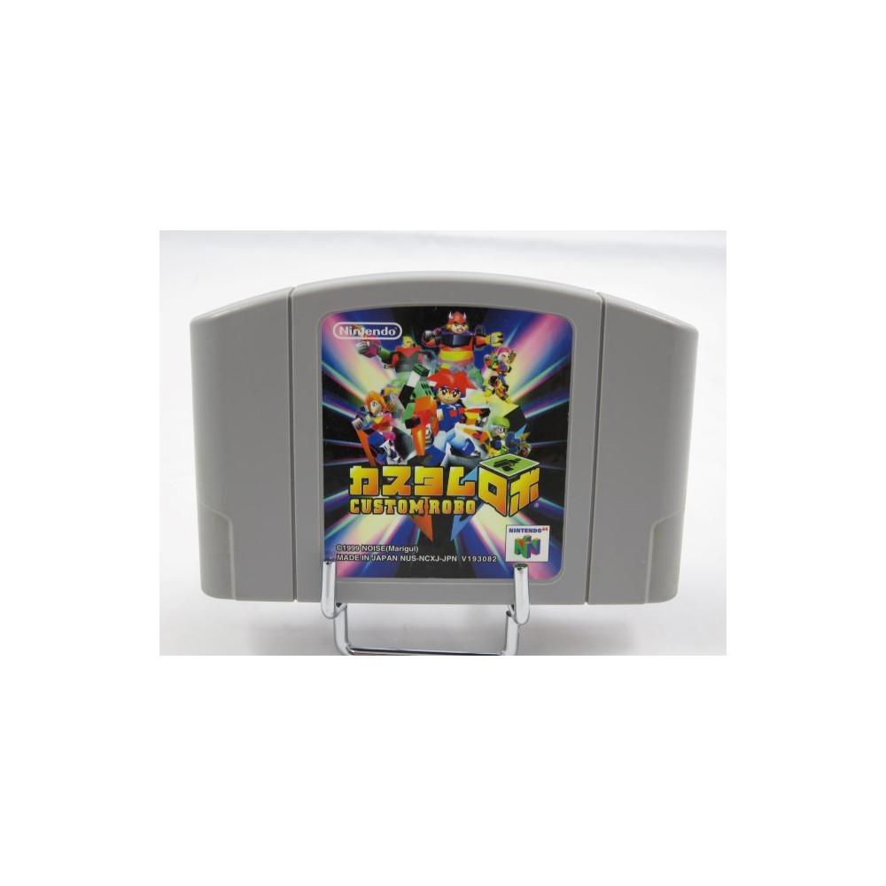 CUSTOM ROBO N64 NTSC-JPN LOOSE