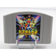 CUSTOM ROBO N64 NTSC-JPN LOOSE