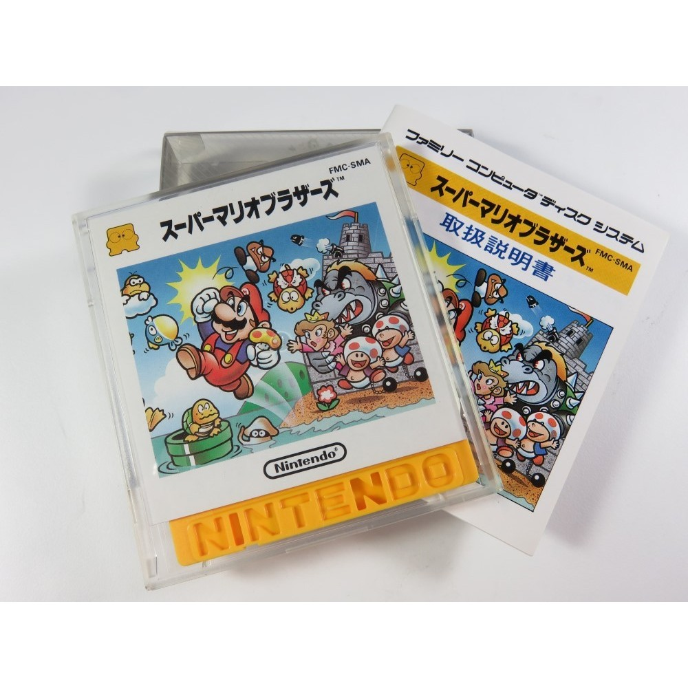 SUPER MARIO BROTHERS DISK SYSTEM NTSC-JPN OCCASION