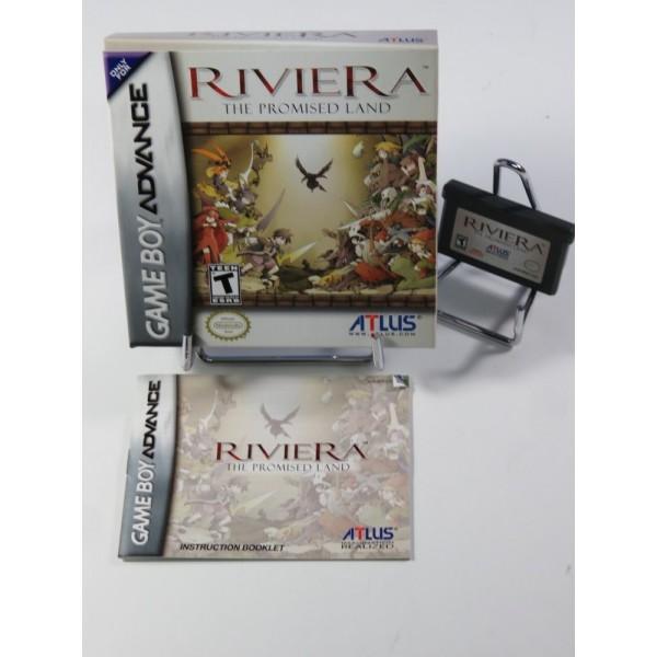 RIVIERA GBA USA OCCASION