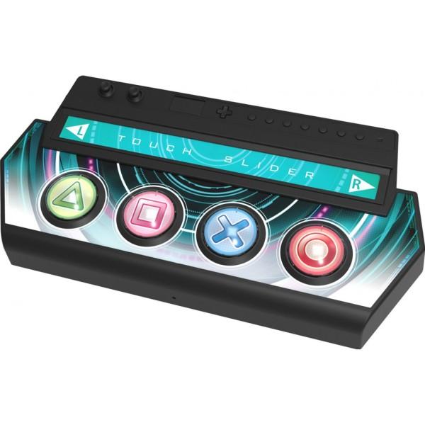 CONTROLLER HATSUNE MIKU PROJECT DIVA FUTURE TONE DX FOR PLAYSTATION 4 (HORI JPN) NEW