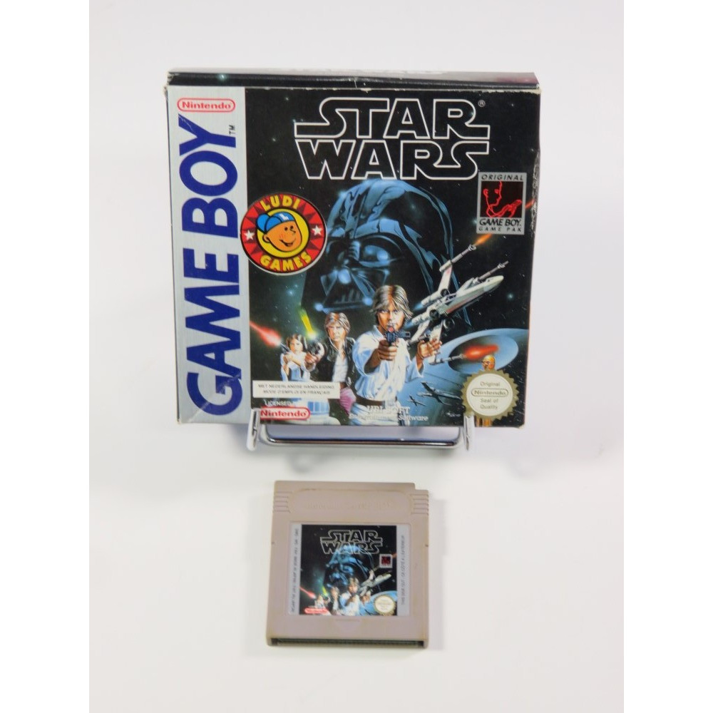 STAR WARS GAMEBOY FAH OCCASION (SANS NOTICE)