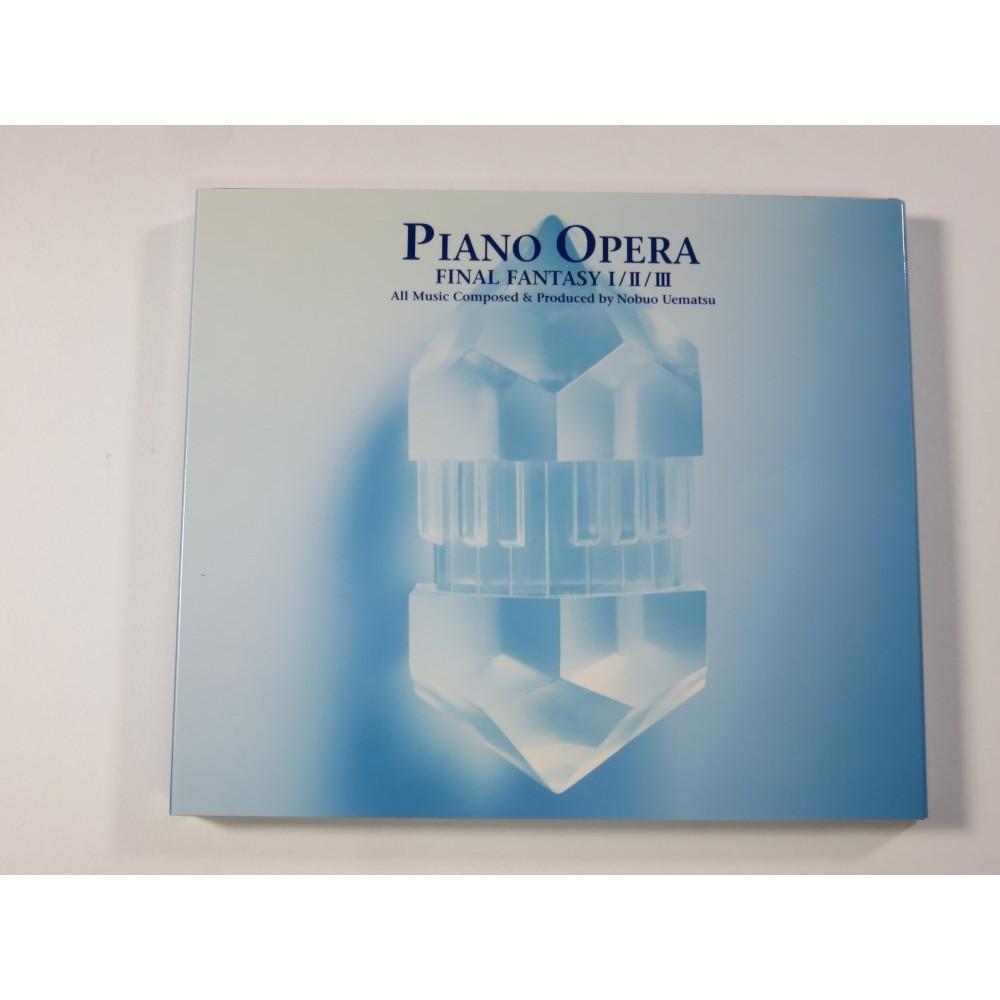 PIANO OPERA FINAL FANTASY I-II-III JPN OCCASION